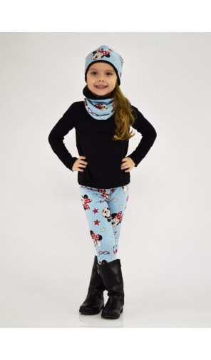 Dívčí legíny Minnie 1