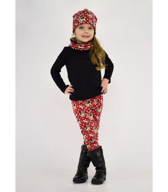 Dívčí legíny Minnie