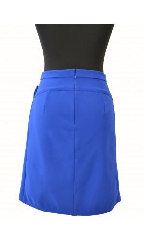 Dámská sukně s ozdobnou mašlí