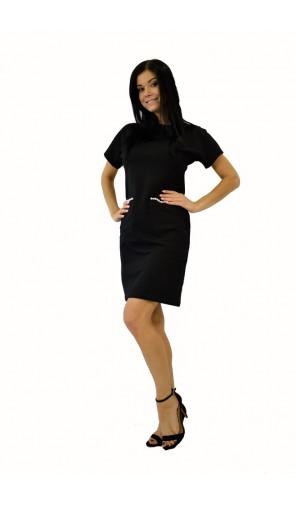 Dámské černé šaty