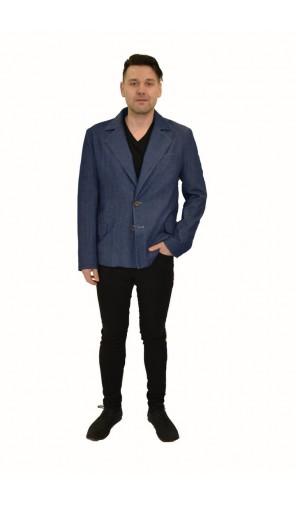Pánské džínové sako