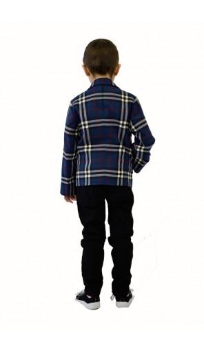 Chlapecké sako kárové