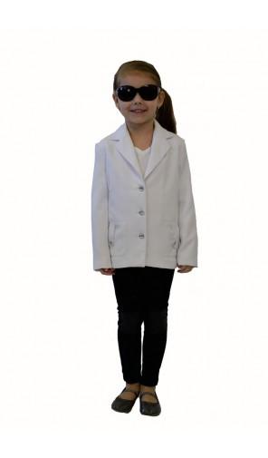 Dívčí sako stylové