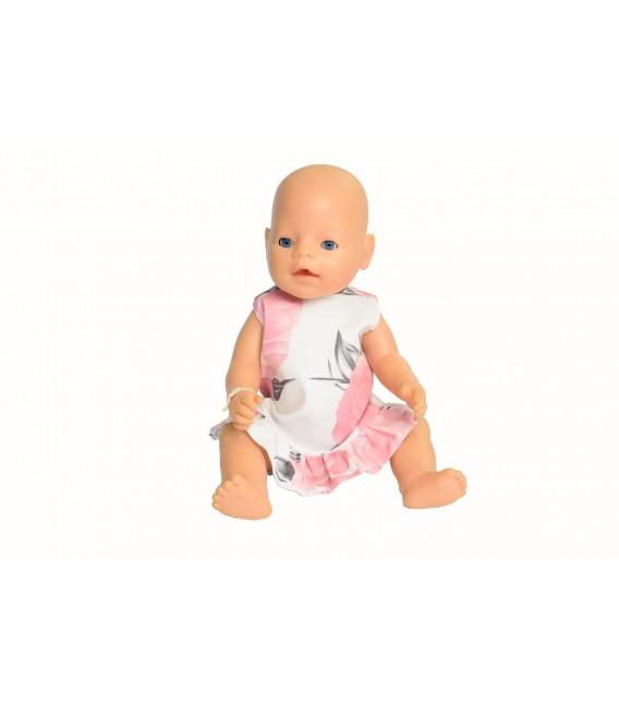 Maskáčové šaty pro Baby Born a Chou Chou