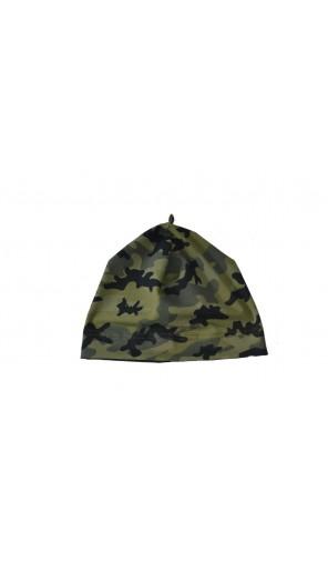 Maskáčová čepice