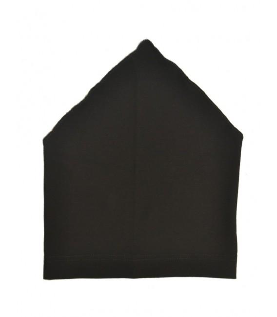 Letní černý šátek