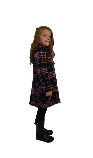 Dívčí lehký kabát