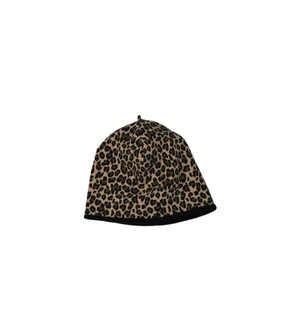 Dětská zimní čepice Leopard