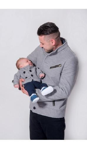 Chlapecký kabát batole
