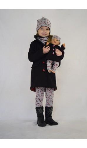Dívčí zimní vyteplená čepice Minnie 1
