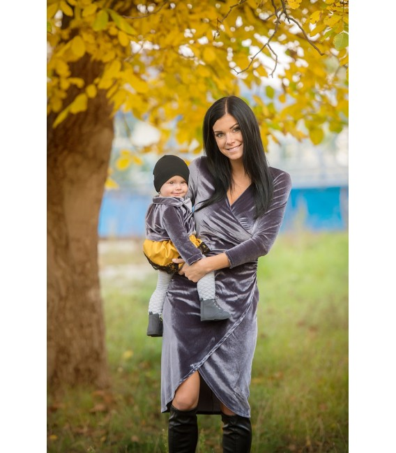 Dívčí sako s dvouřadovým zapínáním
